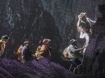 Das Matterhorn,  das Musical am Theater St. Gallen, vermag in jeder Hinsicht zu begeistern