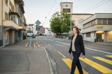 Frauenwahl: Die grünliberale Sonja Lüthi kickt die CVP aus dem St. Galler Stadtrat