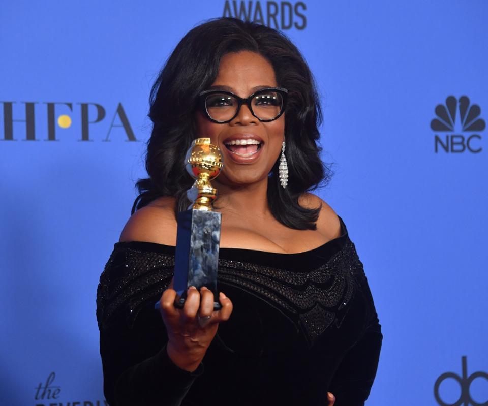 Ein Hoch auf #Oprah2020! Selbst die «First Daughter» ist ein Fan