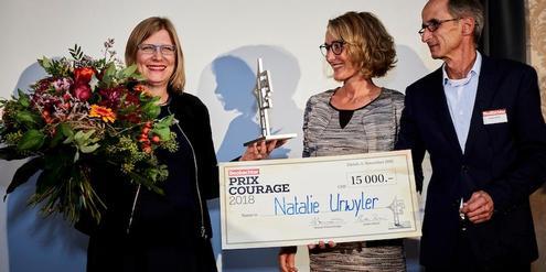 Hartnäckige Ärztin wird mit dem «Prix Courage» geehrt