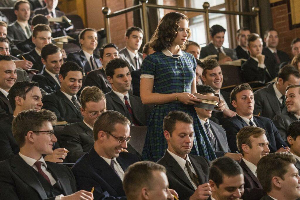 Ein Spielfilm und eine Dokumentation feiern die Supreme-Court-Richterin Ruth Bader Ginsburg